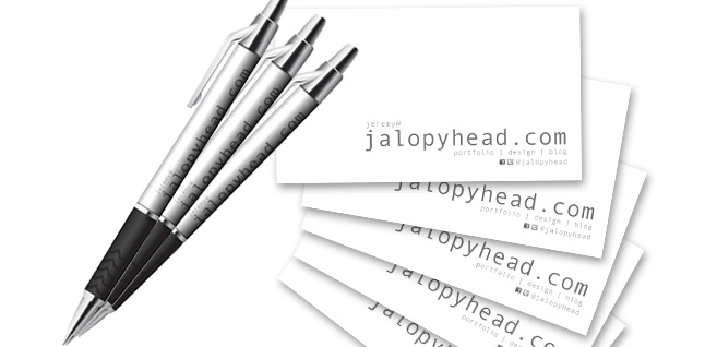 Jalopyhead.com Marketing
