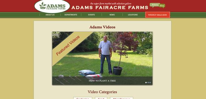 adamsfarms.com
