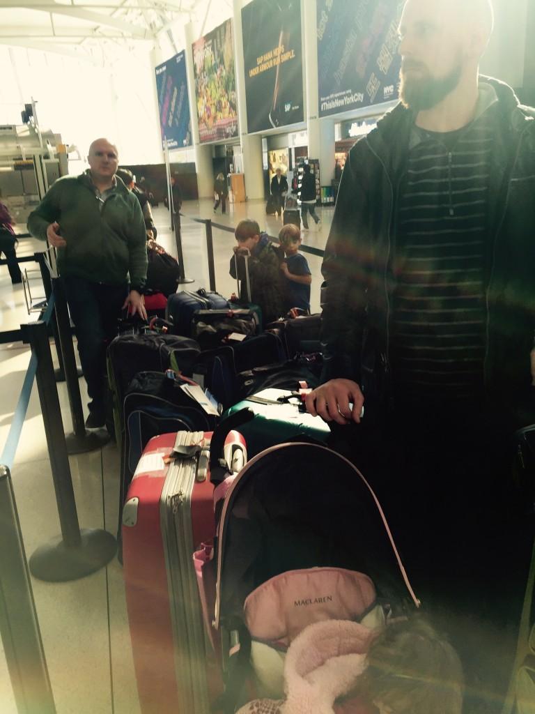 Luggage Galore