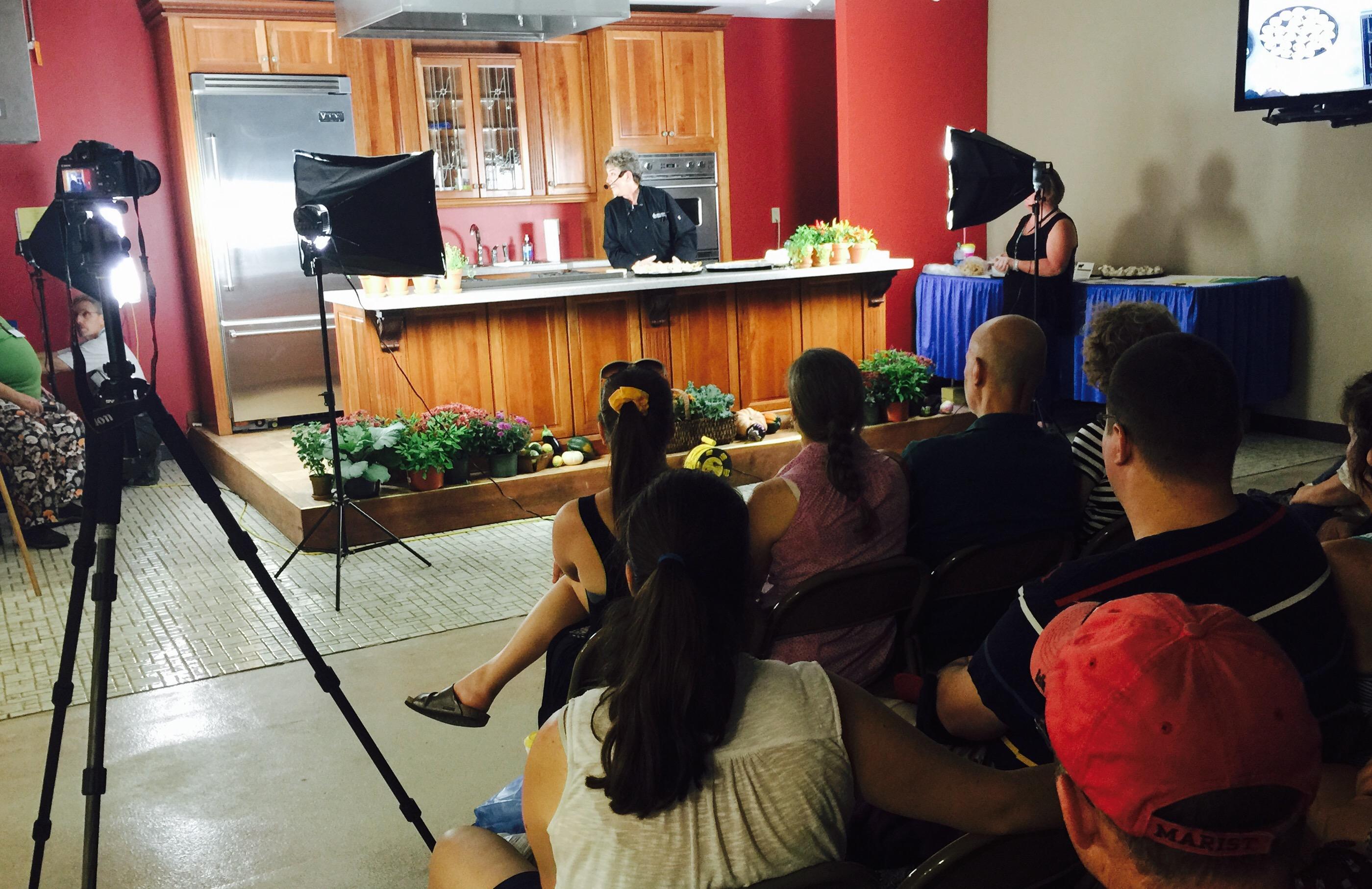Videoing a Seminar